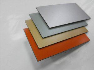 Jual Acp Sidoarjo Murah Merk Goodsense Dan Grh Ready Stock Semua Type Tebal 4mm