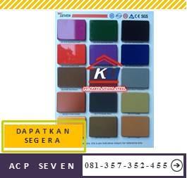 Jual Acp Seven Surabaya Perlembar Murah Tebal 4mm Ready Stock