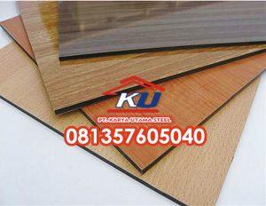 Jual Aluminium Composite panel Merek Seven Surabaya
